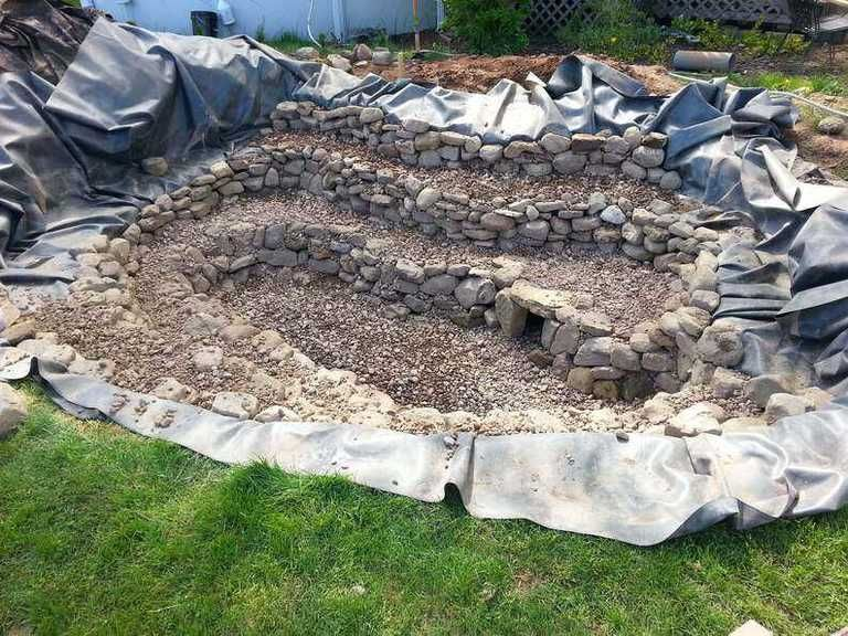 How to build a pond with images ponds backyard