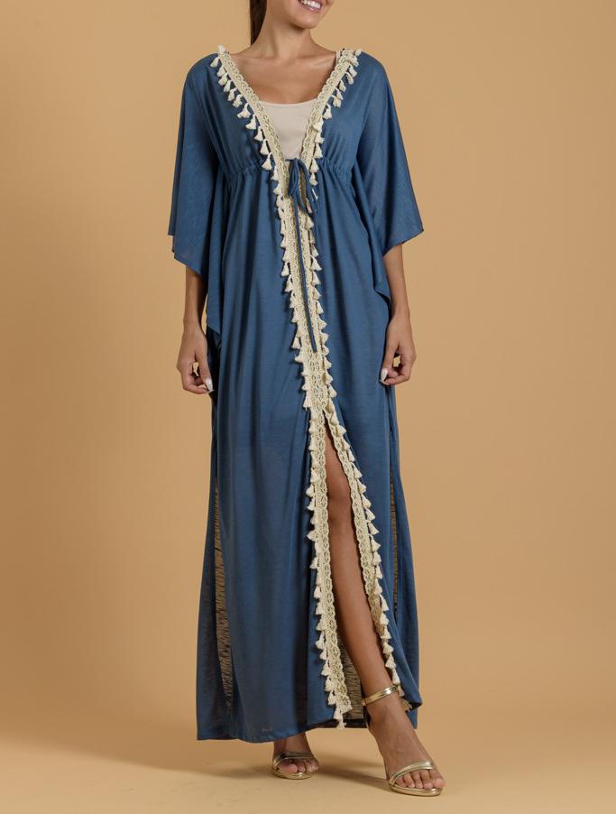 71921fd704 Καφτάνι απόλυτο φόρεμα για το καλοκαίρι.Δείτε μερικά εντυπωσιακά καφτάνια  στο www.primadonna