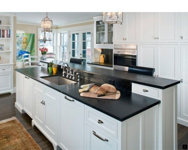 >>Want to know more about soapstone countertops. Just ...