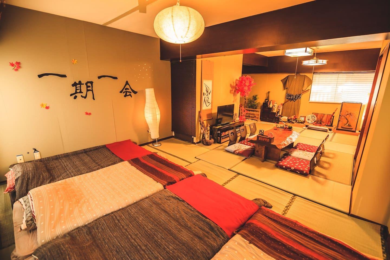 Traditional Anese Studio Soul Of An Apartments For Rent In Shinjuku Ku Tōkyō To