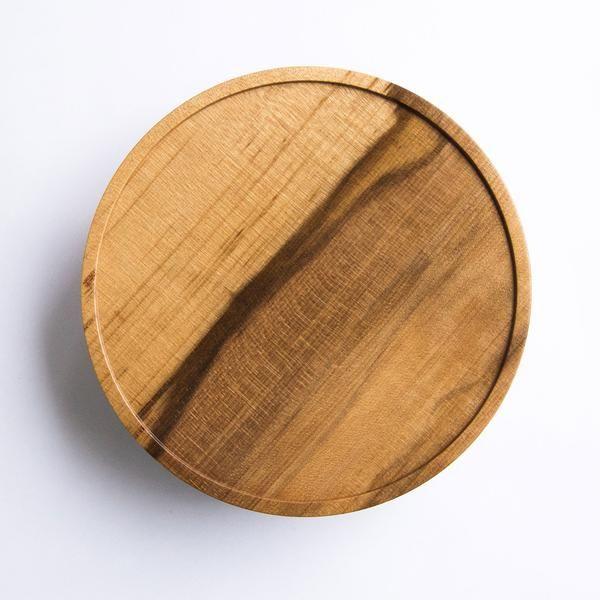IN-TERIA Big O | Blackheart Sassafras Timber Handle ...