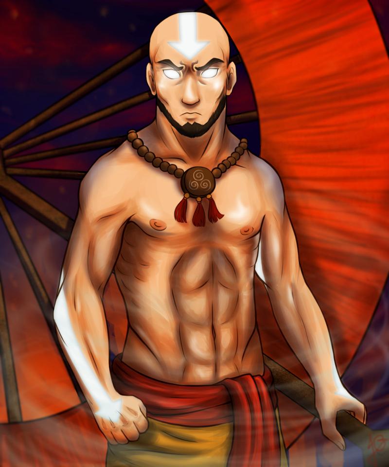 Back to the past by ~ryuukuringo | Avatar the last ...