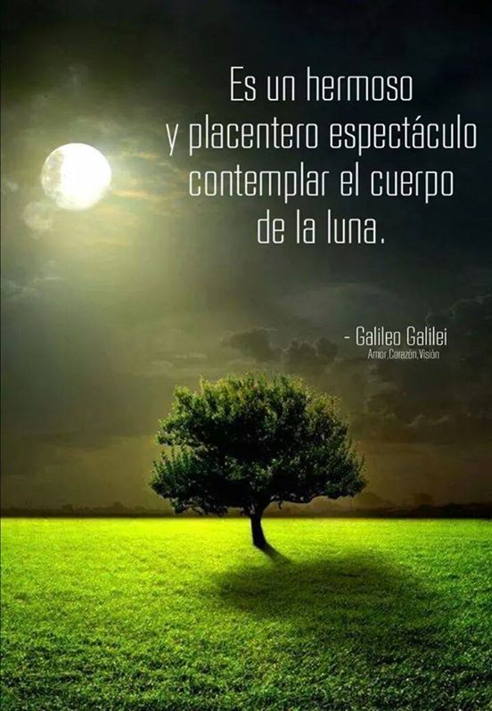 Galileo Galilei Night Good Night