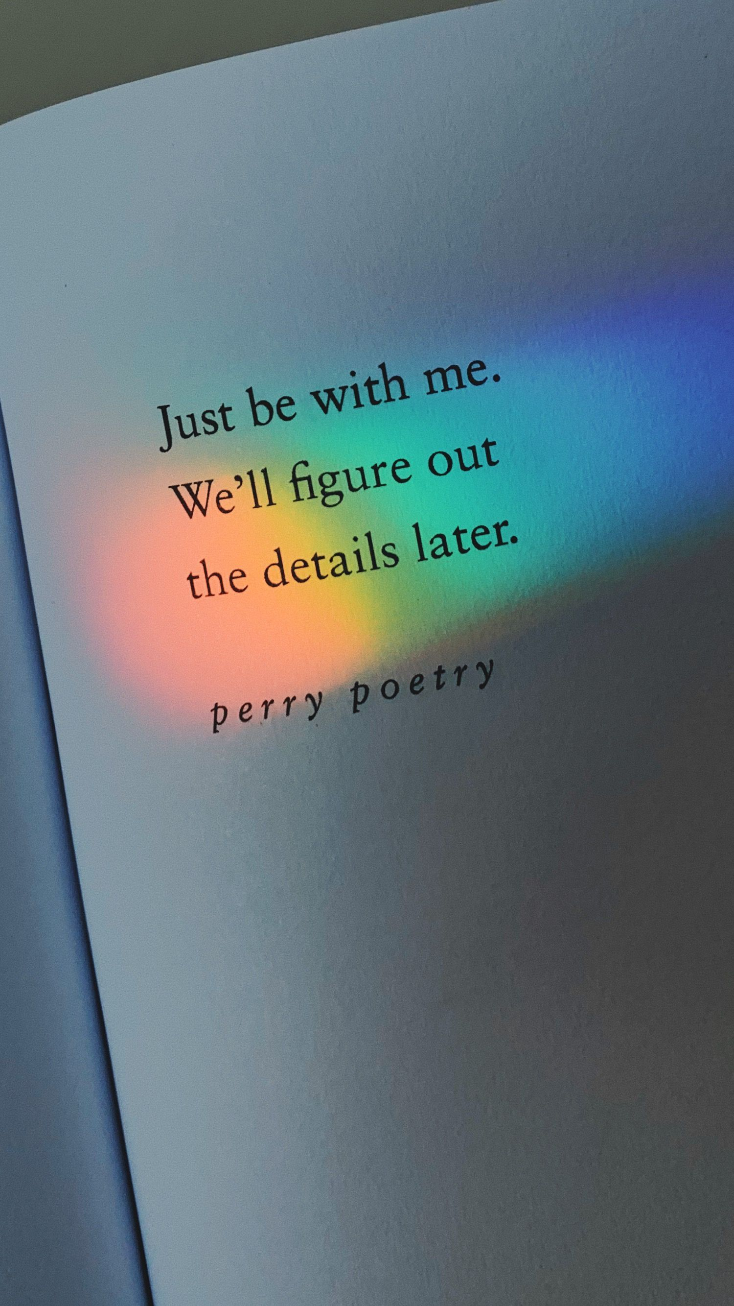 Perry Poetry on instagram for everyday poetry. #poem #poetry stumble on…  #poem #admire #poems