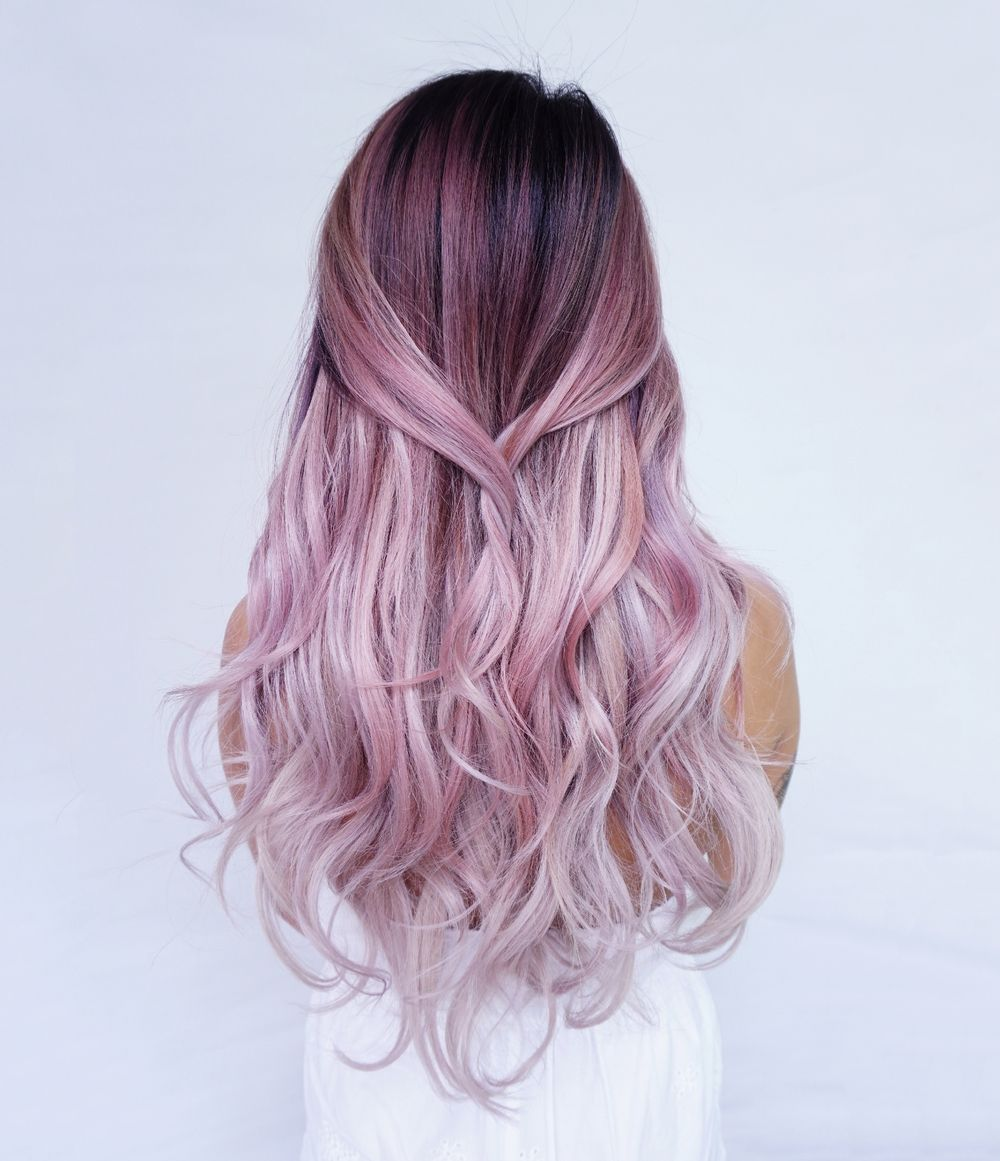The best images about pink hair on pinterest baby pink hair
