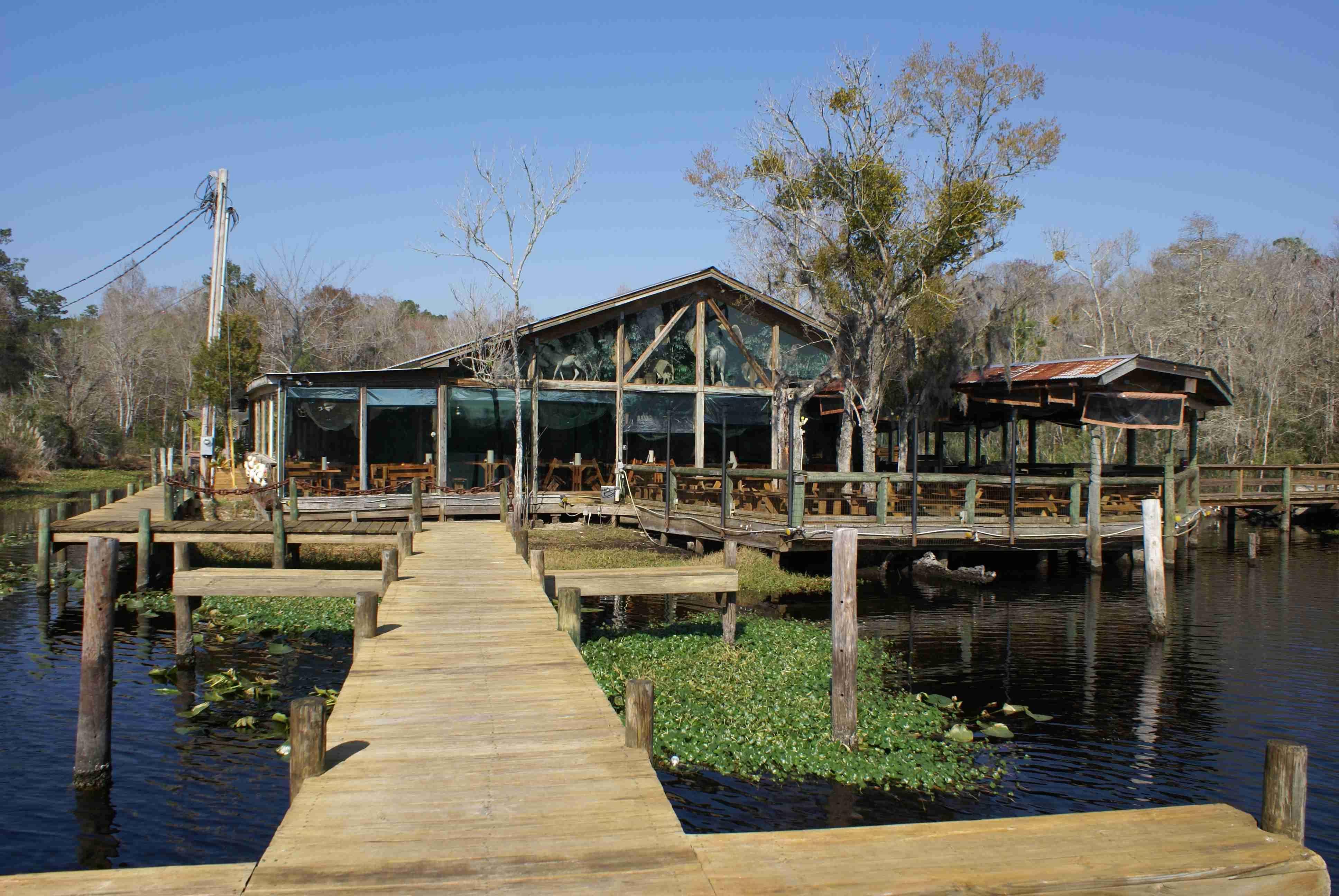 Fish Restaurant Jacksonville Nc