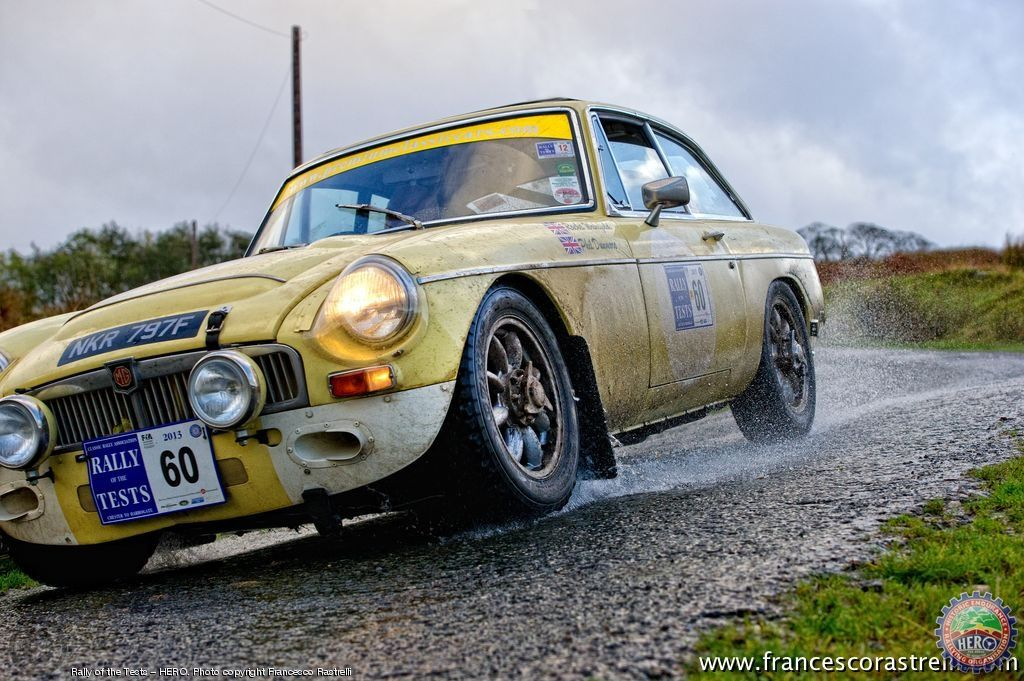 Rally MG in action | Rally | Pinterest | Rally, Cars and Rally car