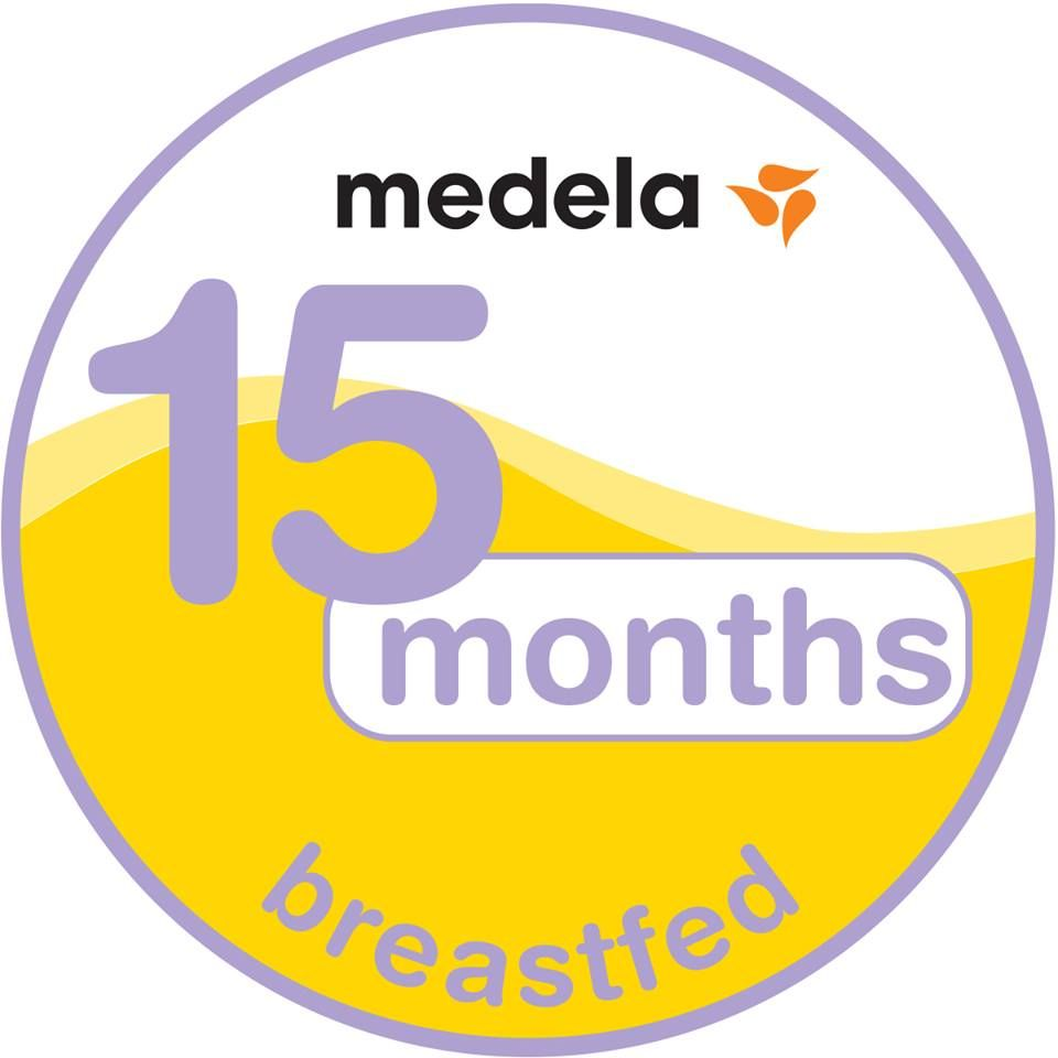CONGRATULATIONS on meeting your goal of breastfeeding for 15 months! Click through to see how real Medela families are getting through it all.