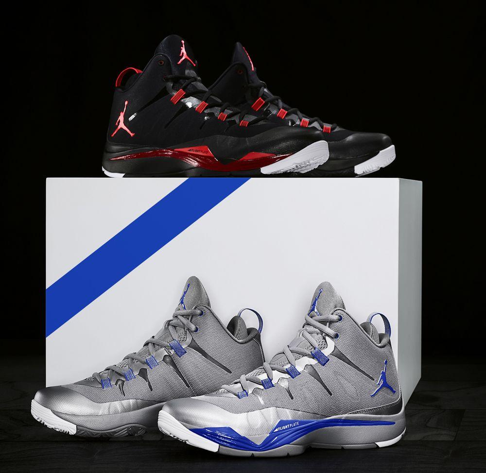 Jordan Brand for NBA Payoffs 2013: AJ XX8, Melo M9, CP3.VI AE & Super.Fly 2