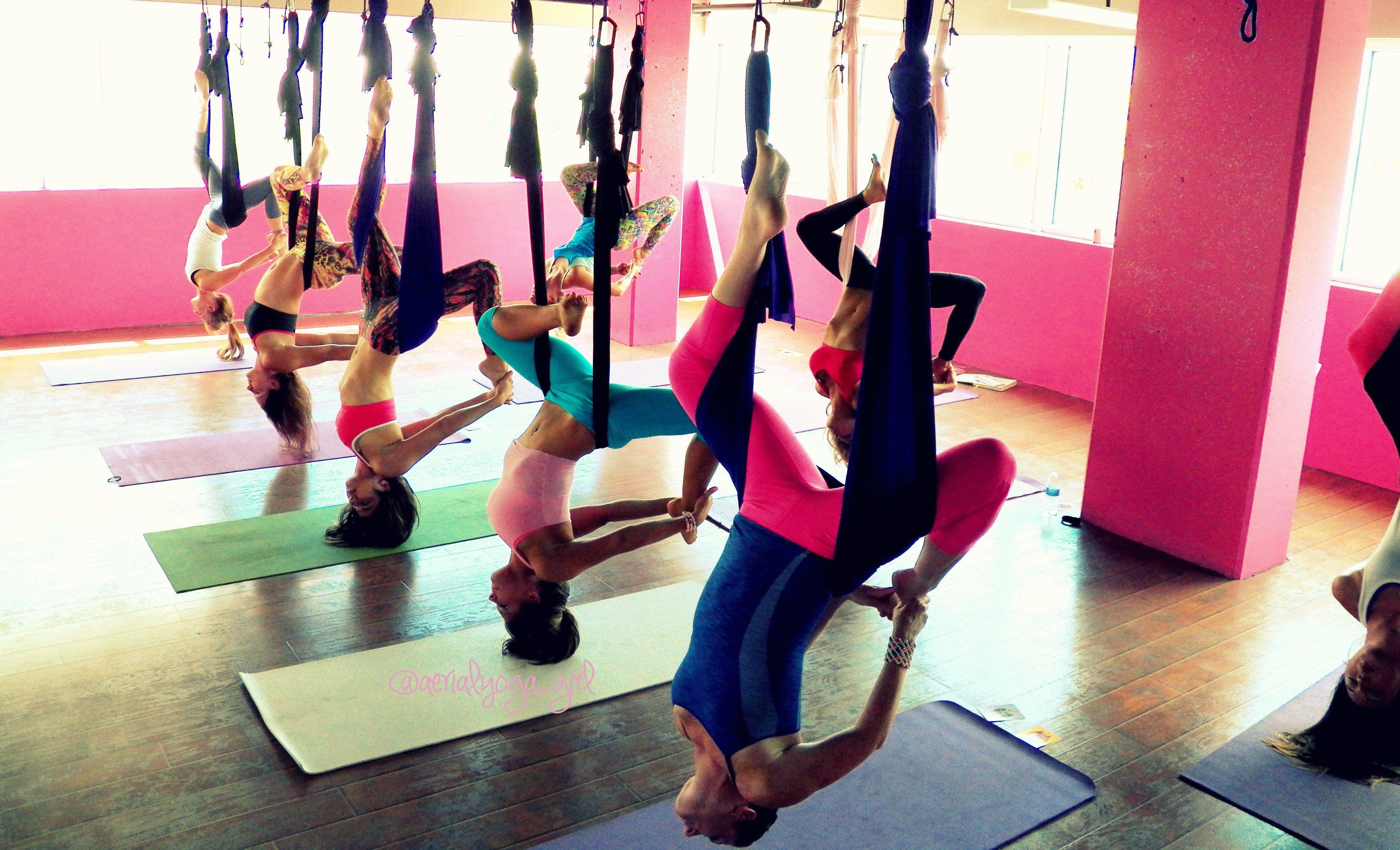 Aerial Yoga Hammocks Sale