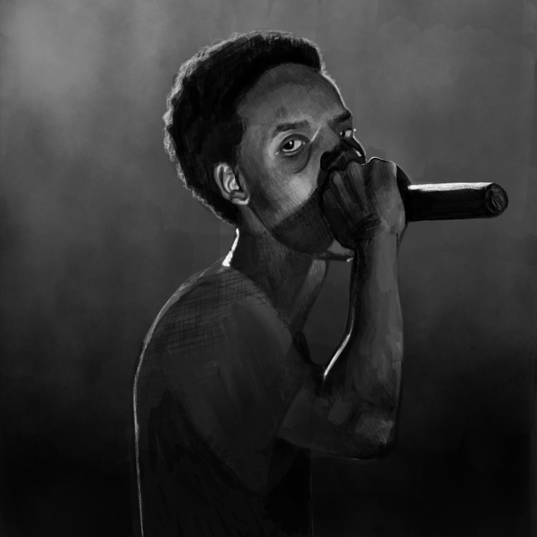 Art Earl Sweatshirt Digital Portrait 2016 Earl Sweatshirt Digital Portrait Portrait [ 2480 x 2480 Pixel ]