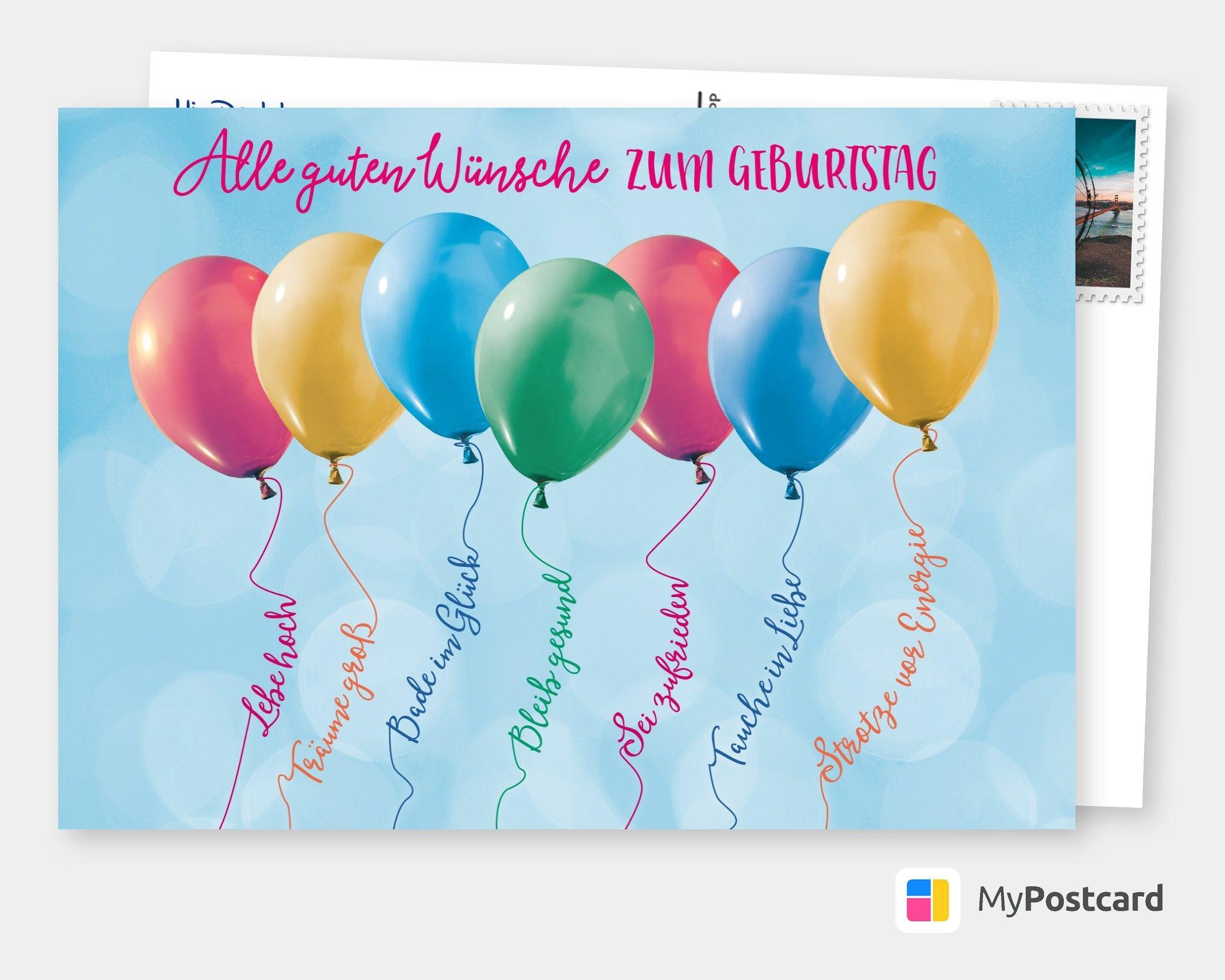 Alle Guten Wunsche Zum Geburtstag Gluckwunsche Geburtstag Lustig