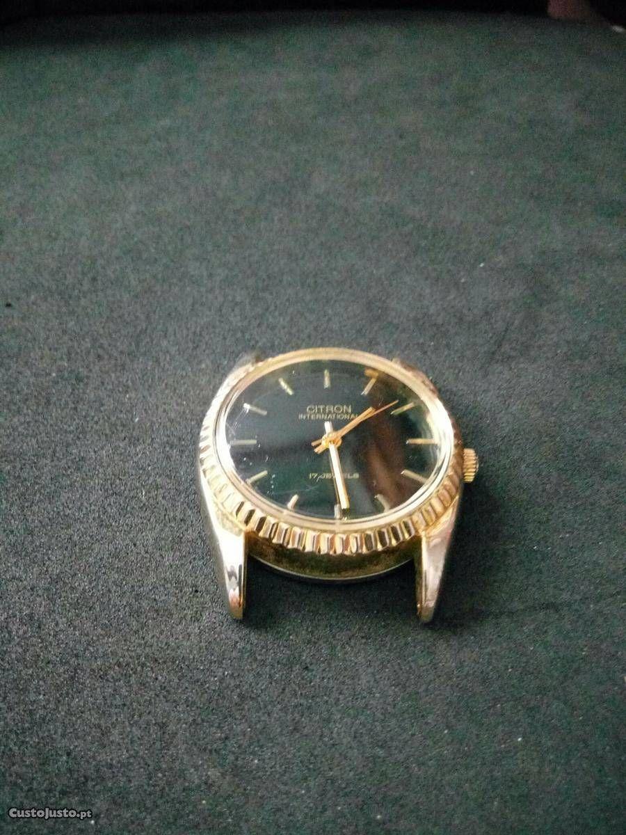 9f132f2efd8 Relógio Cipron - à venda - Antiguidades e Colecções
