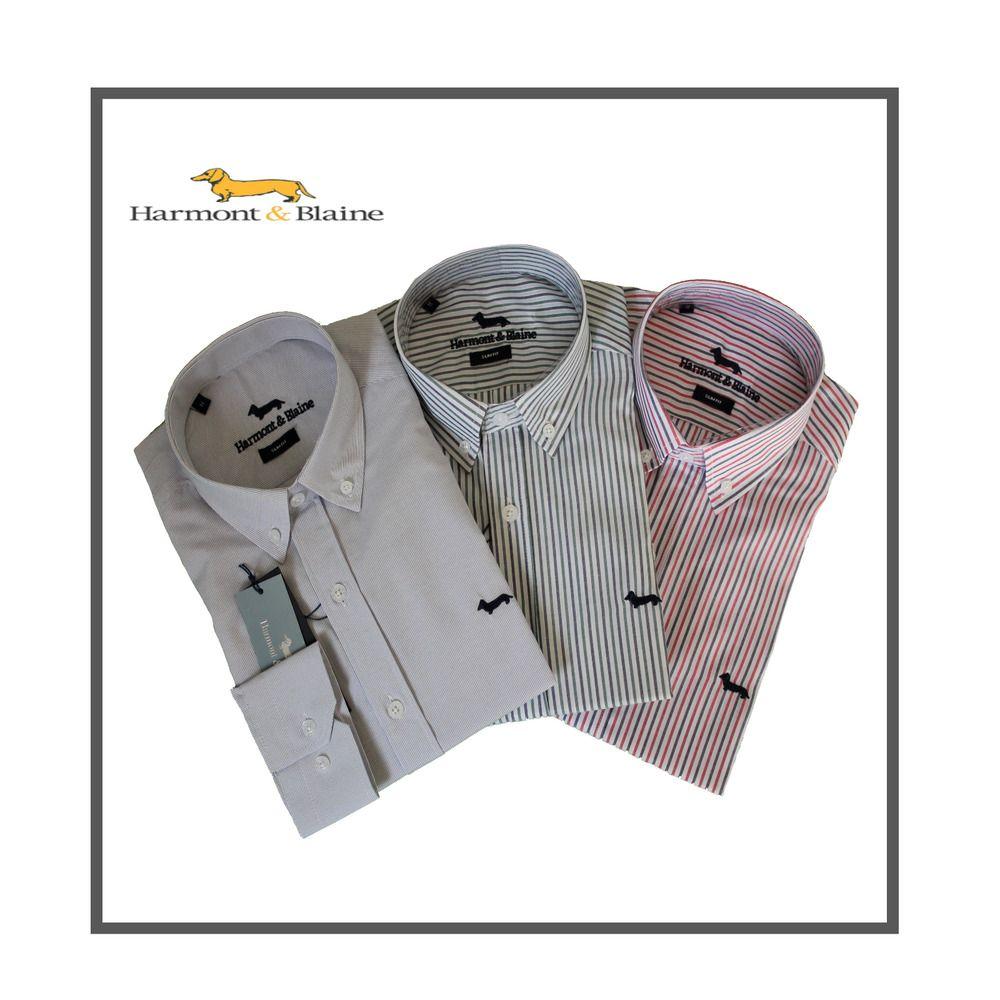 new products f51f6 3a6d4 Super OFFERTA TRE Camicie Harmont & Blaine Taglia XXL New ...