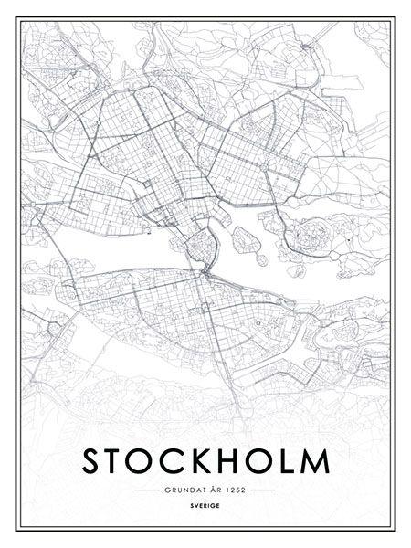 köpa posters stockholm