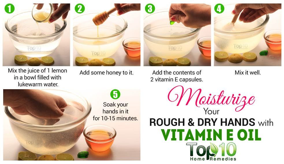 top 10 benefits of vitamin e for hair and skin