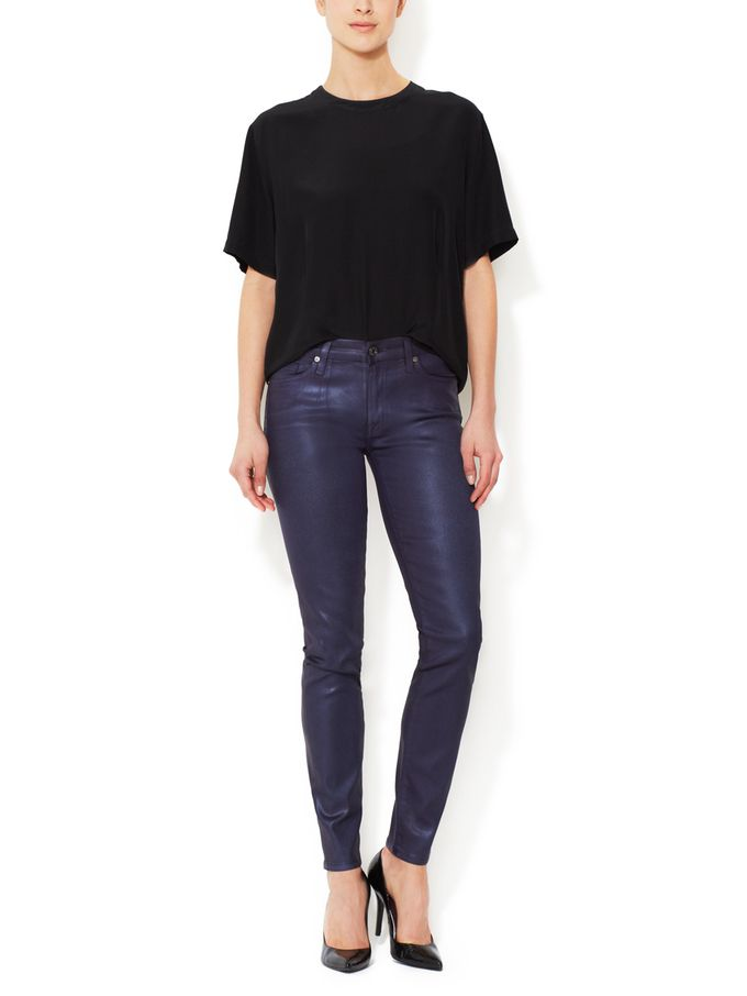 The Skinny With Contour Waist from Denim From $50 on Gilt
