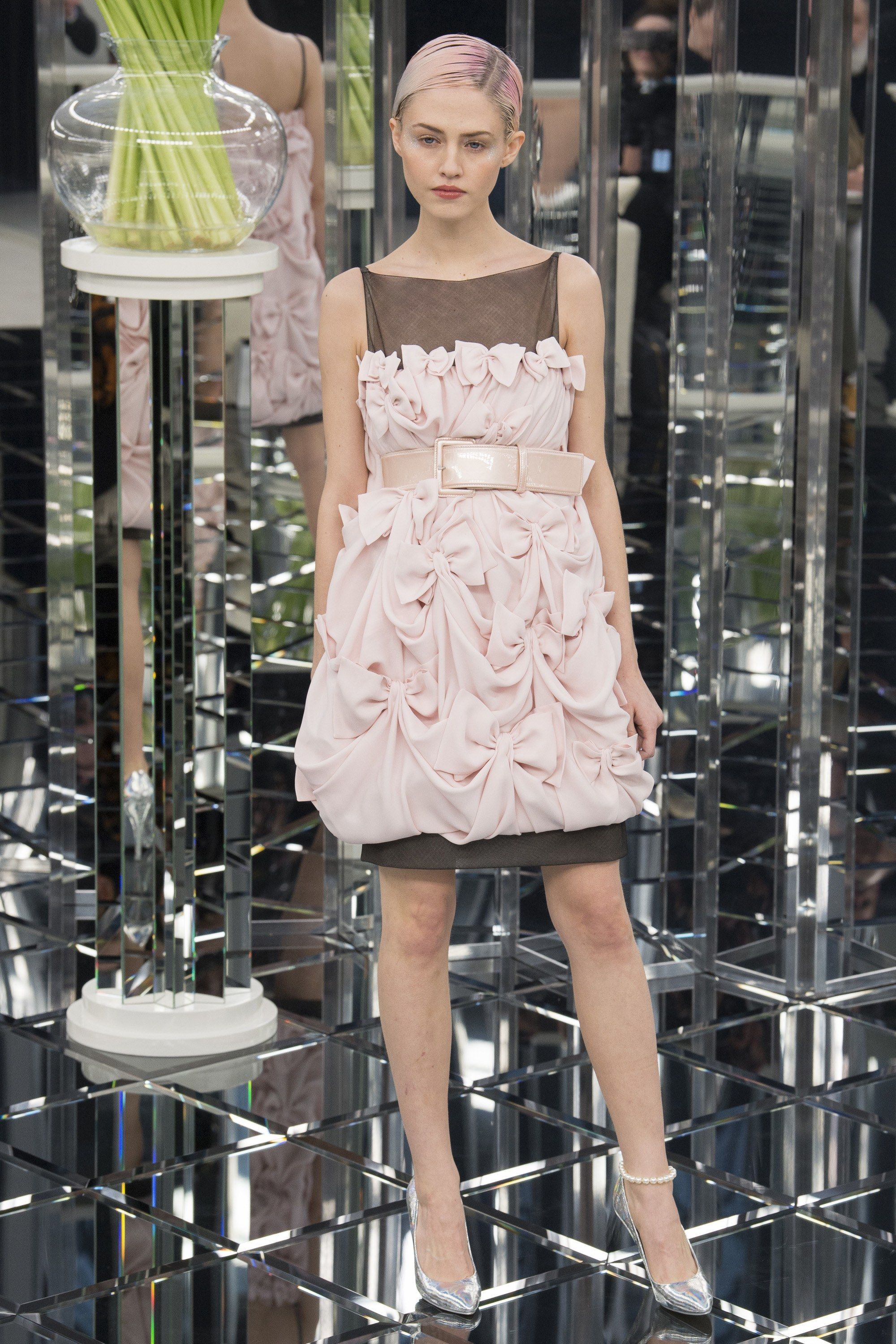Chanel Spring 2017 Couture Fashion Show   Chanel spring, Couture ... 872545aef79