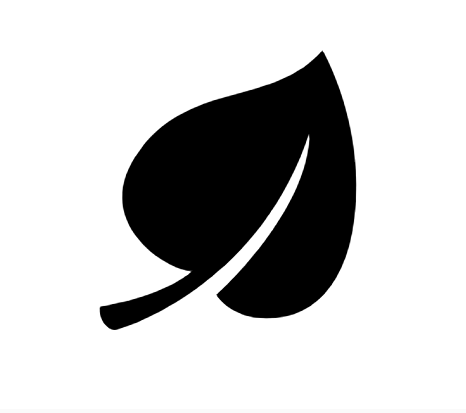Leaf Icon In Android Style This Leaf Icon Has Android Kitkat Style If You Use The Icons For Android Apps We Recommend Usin Icon Android Icons Android Fashion