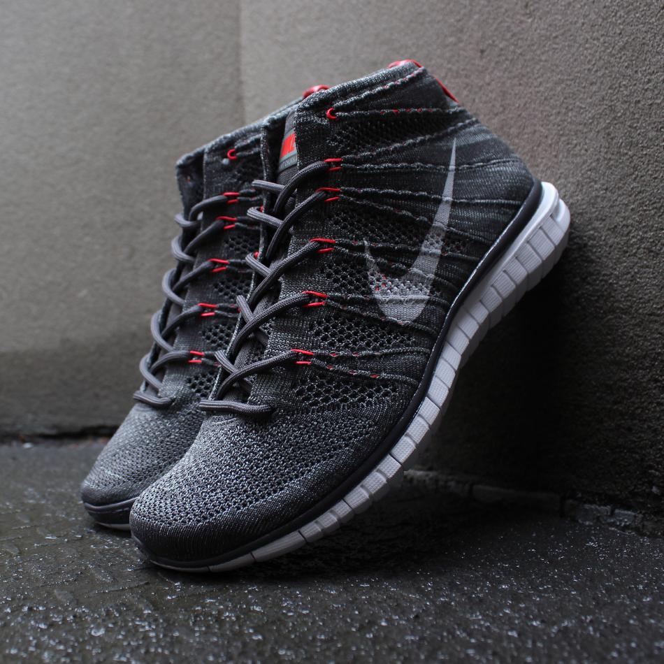 Nike Free Flyknit Chukka: Dark Grey. Nike Roshe ShoesRunning ...