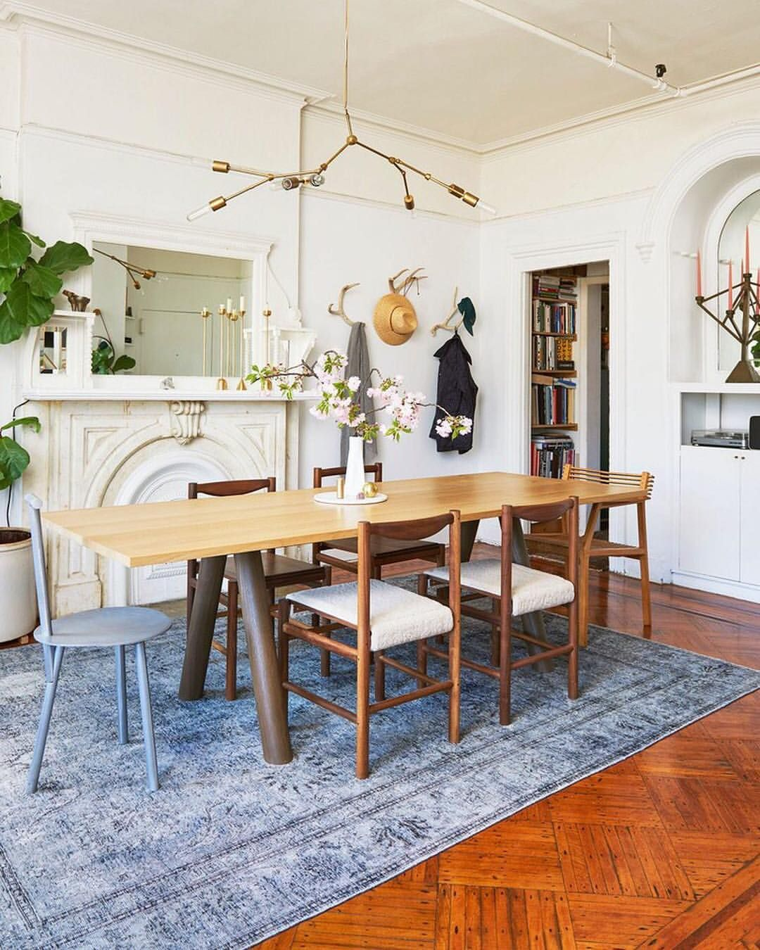 Fort Standard Founder Greg Buntain Has Lived In This 1 Bedroom Apartment For Over A Decade See How It S Transform Brooklyn Apartment Decor Luxury Chairs Home