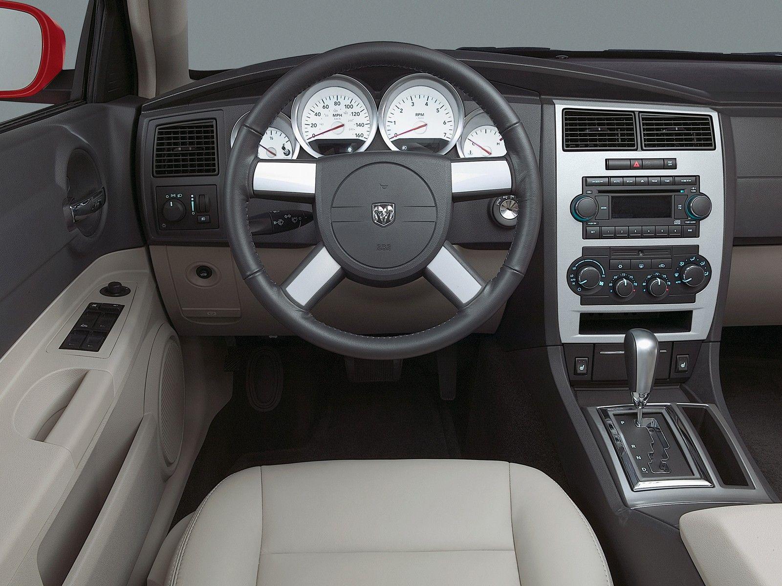 2006 Dodge Charger interior gauges | Dodge Interiors | Dodge