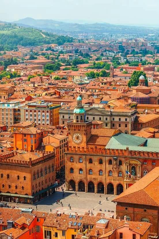 Bologna Florenz