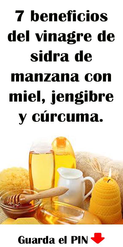 Beneficios de jengibre con miel