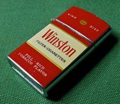 Vintage Camel Penguin Advertising Cigarette Lighter in Original Box