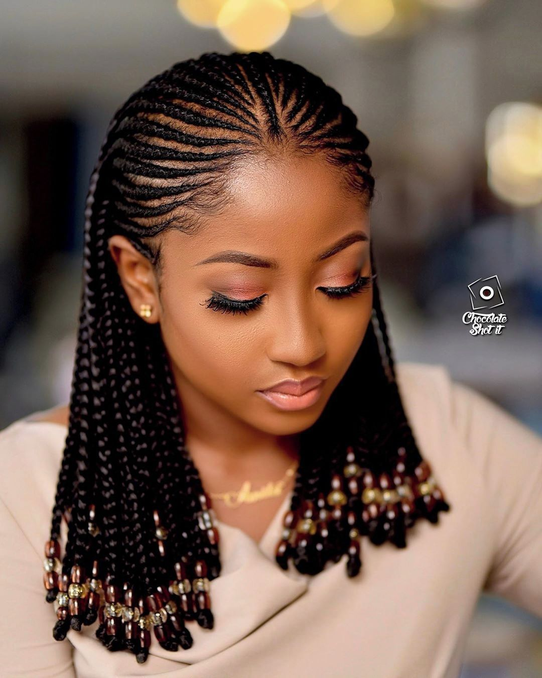 Neatandsleek On Instagram When Was The Last Time You Made Braids Style African Hairstyles African Hair Braiding Styles Bob Braids Hairstyles