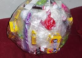 candy tape ball game - Google Search