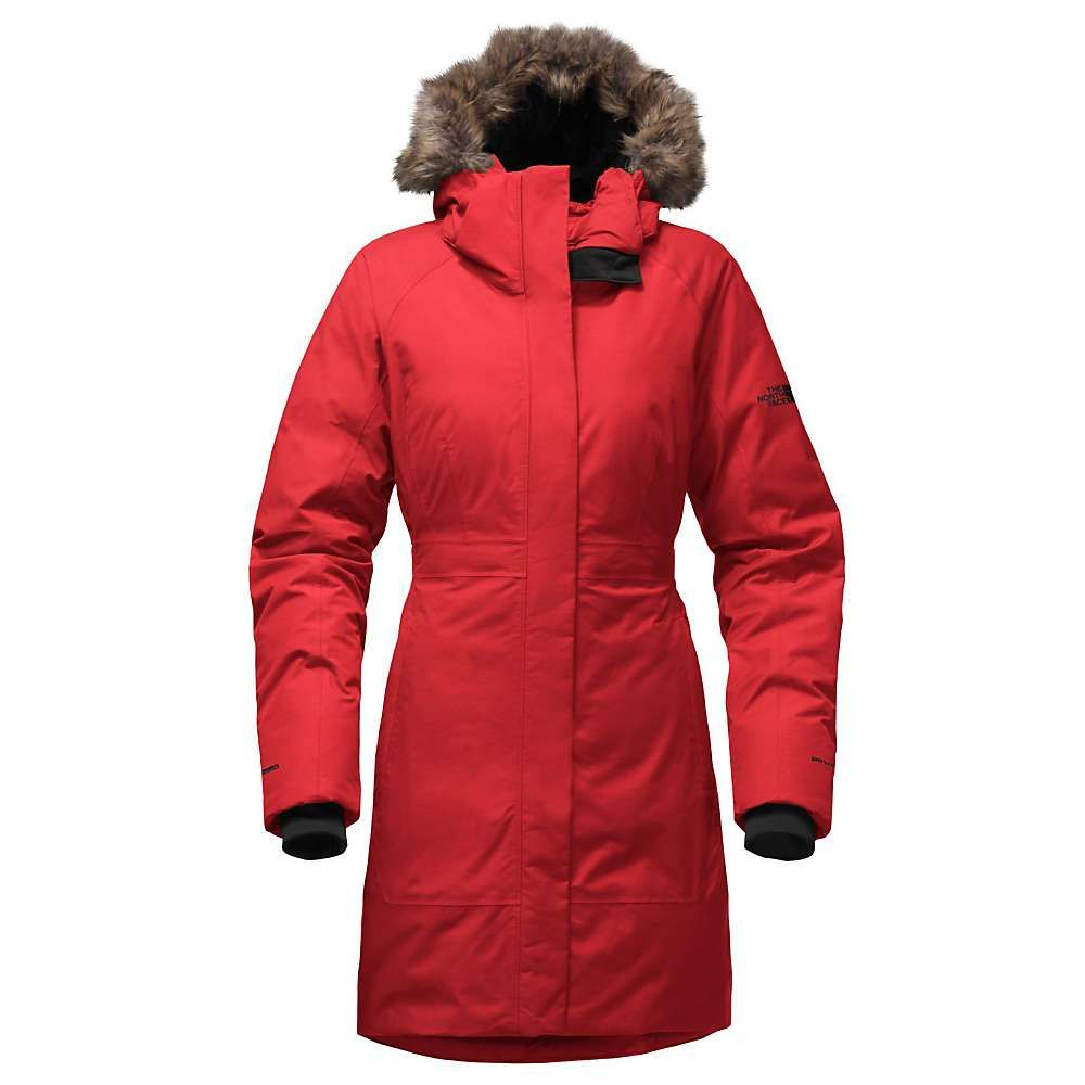 2faa34489d The North Face Women s Arctic Parka II - Large - TNF Red