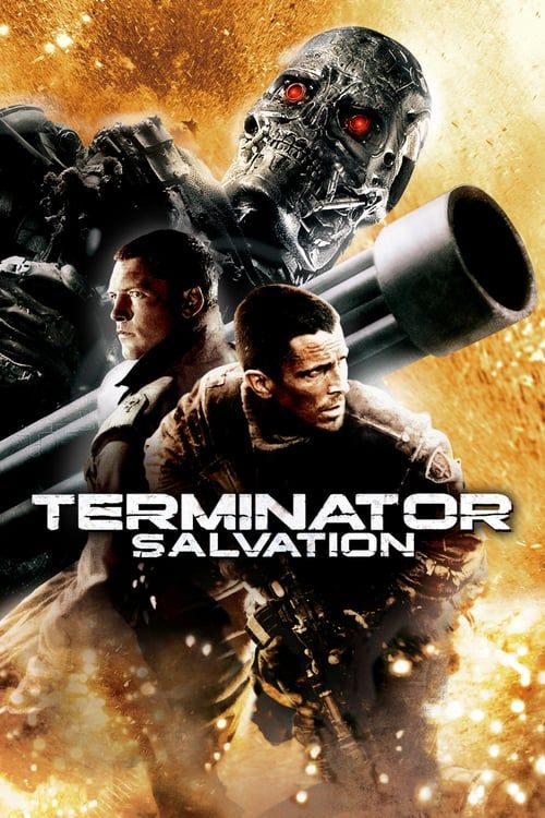 Terminator Salvation 2009 in 2020 | Terminator, Sam ...
