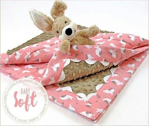 Diy Baby Blanket, Flannel Baby