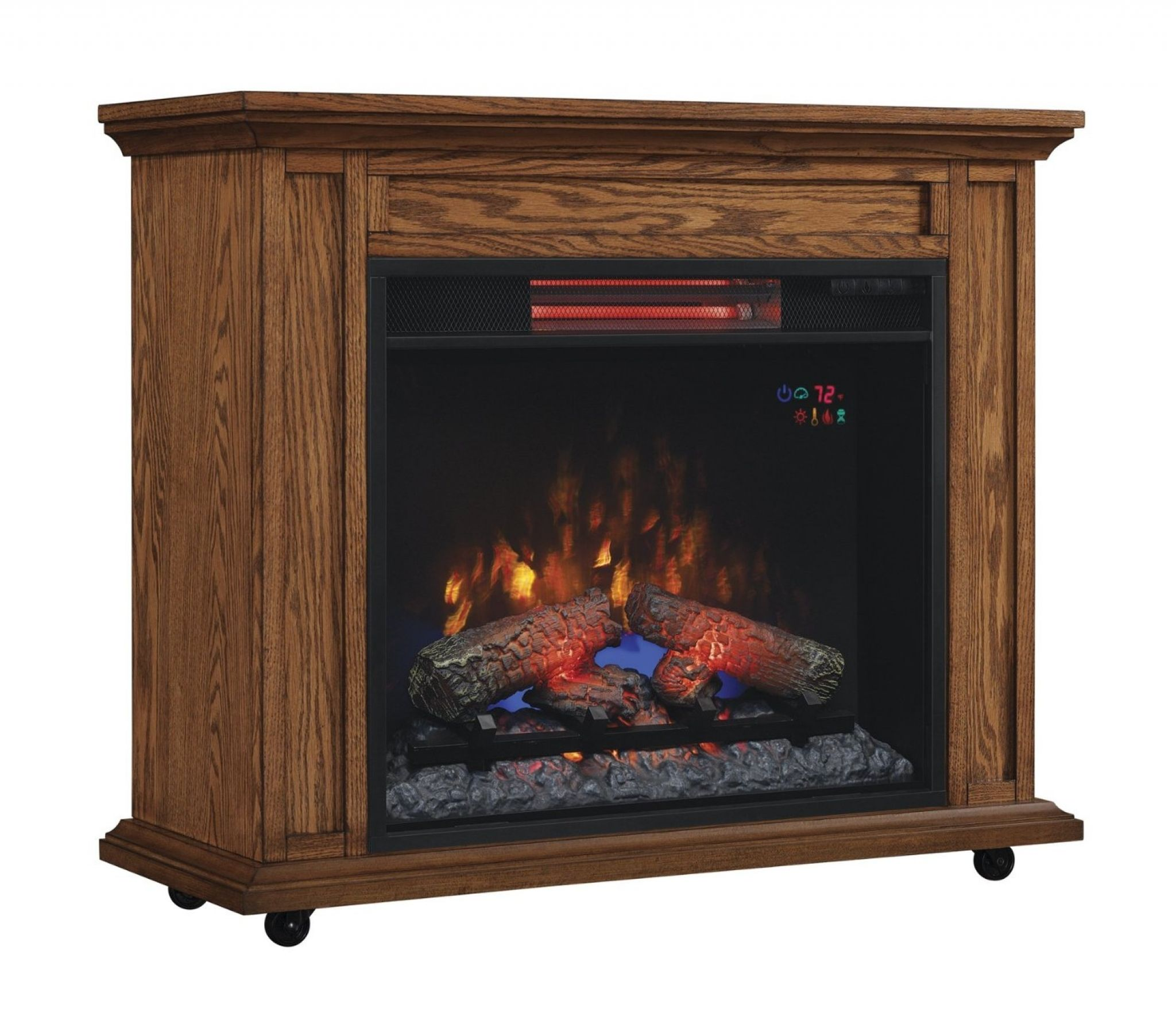 outdoor electric fireplace heater best interior wall paint home
