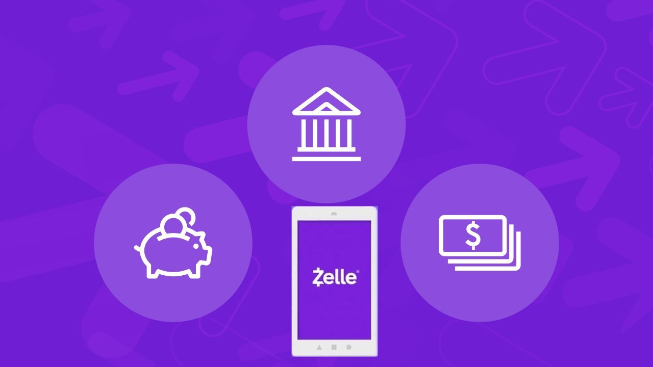 Zelle is one of the best and fastest means of receiving