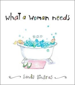 What a Woman Needs Little Gift Book