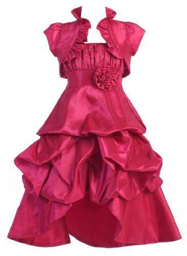 Wonder Girl Roxy Big Girls' Taffeta Pick Up Long Dress 4 Fuchsia Wonder Girl http://www.amazon.com/dp/B00CORLG4G/ref=cm_sw_r_pi_dp_u6dBub1K7NK5T