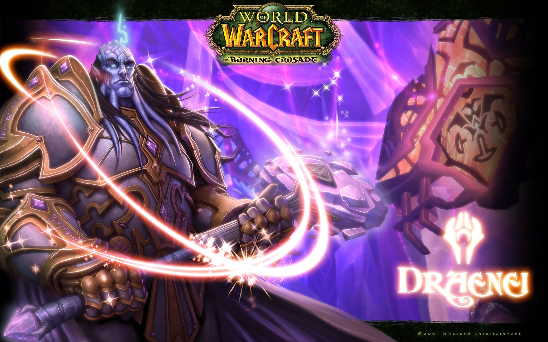 World Of Warcraft The Burning Crusade Wallpaper 3731