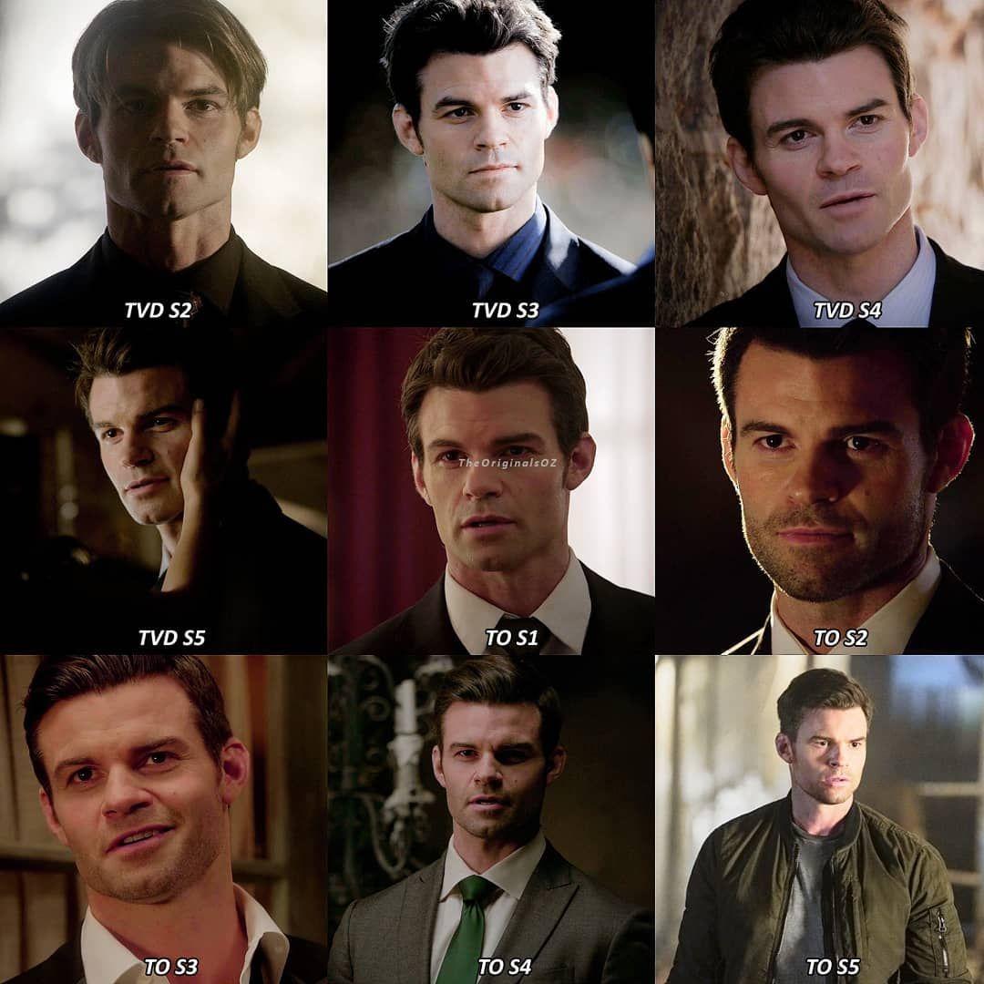 Elijah Mikaelson The Vampire Diaries Season 2 The Originals