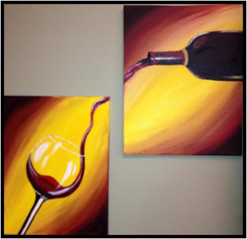 Painting Images For Wine Paint Meetup