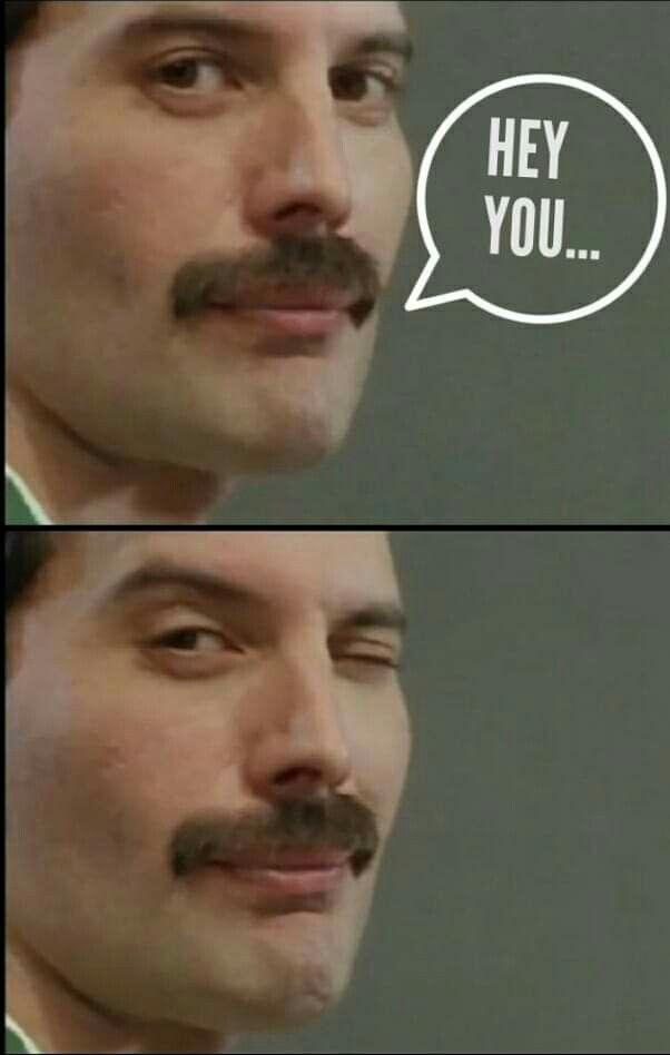 *Whimper* Thank you, Freddie... #freddiemercuryquotes