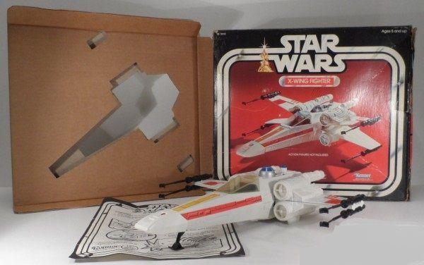 The Vintage Vault Looking Back At Kenner S X Wing Fighter Starwars Com Vintage Star Wars Toys Vintage Star Wars Figures Star Wars Toys