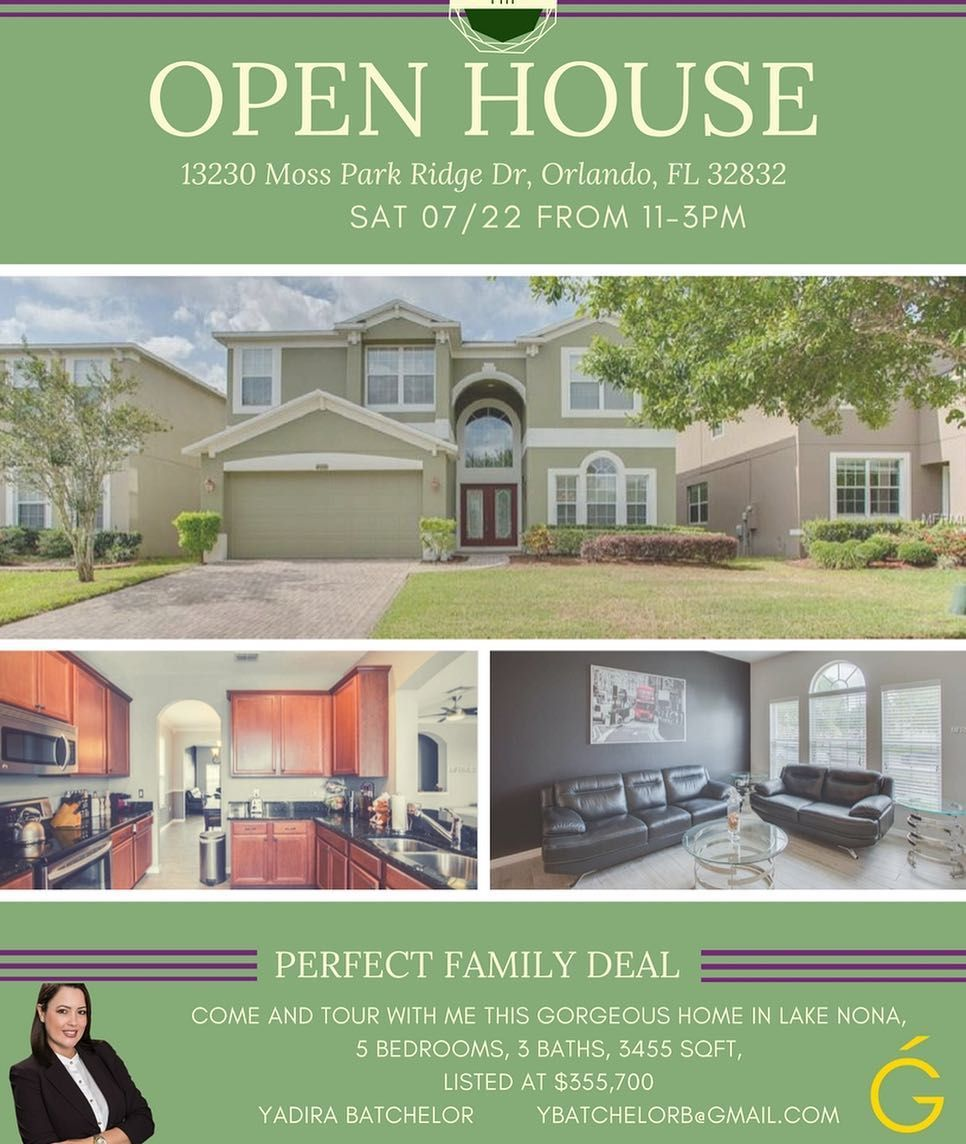 OPEN HOUSE Alert! Come and tour this house with