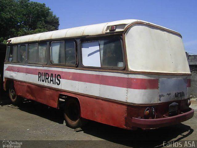 Ônibus da empresa Antiguidades, carro 13, carroceria Carbrasa 333, chassi Chevrolet C60. Foto na cidade de Taubaté-SP por Carlos ASA, publicada em 19/03/2014 16:01:01.