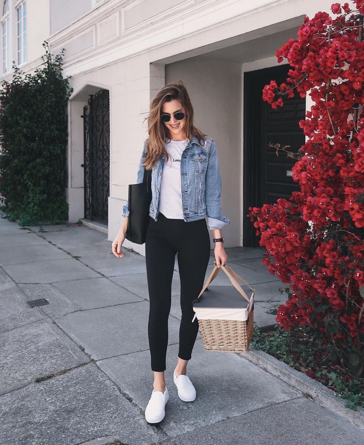 Fashion style Picnic stylish outfits for woman
