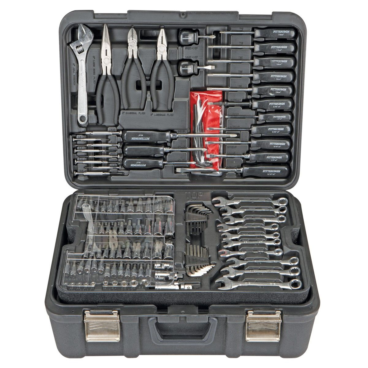 Pittsburgh 69312 Professional 301 Piece Mechanic S Tool