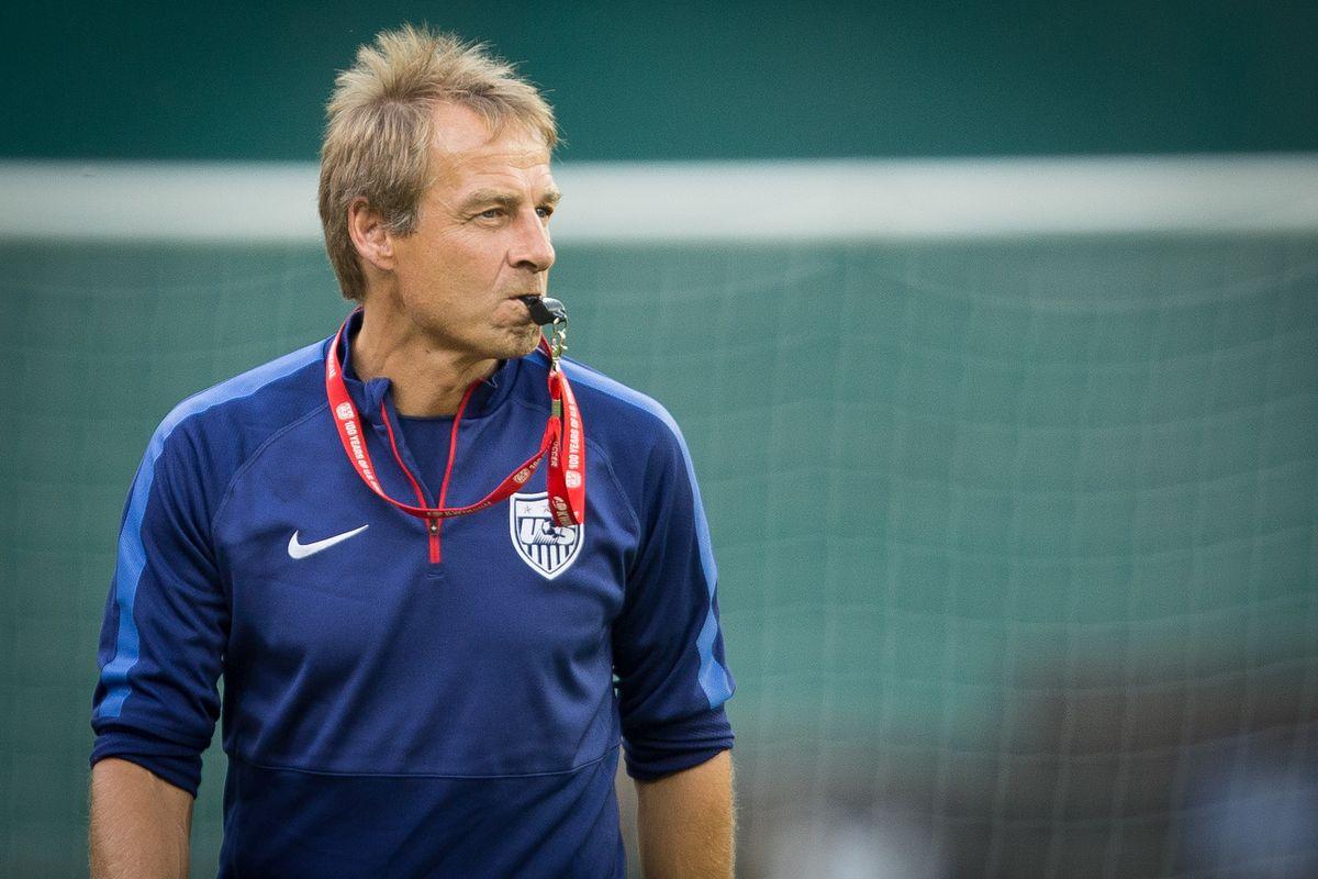 Jurgen Klinsmann Jurgen Klinsmann Team Coaching National Football Teams