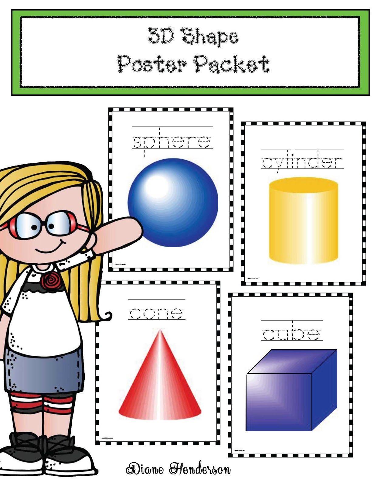 2d Amp 3d Poster Packet