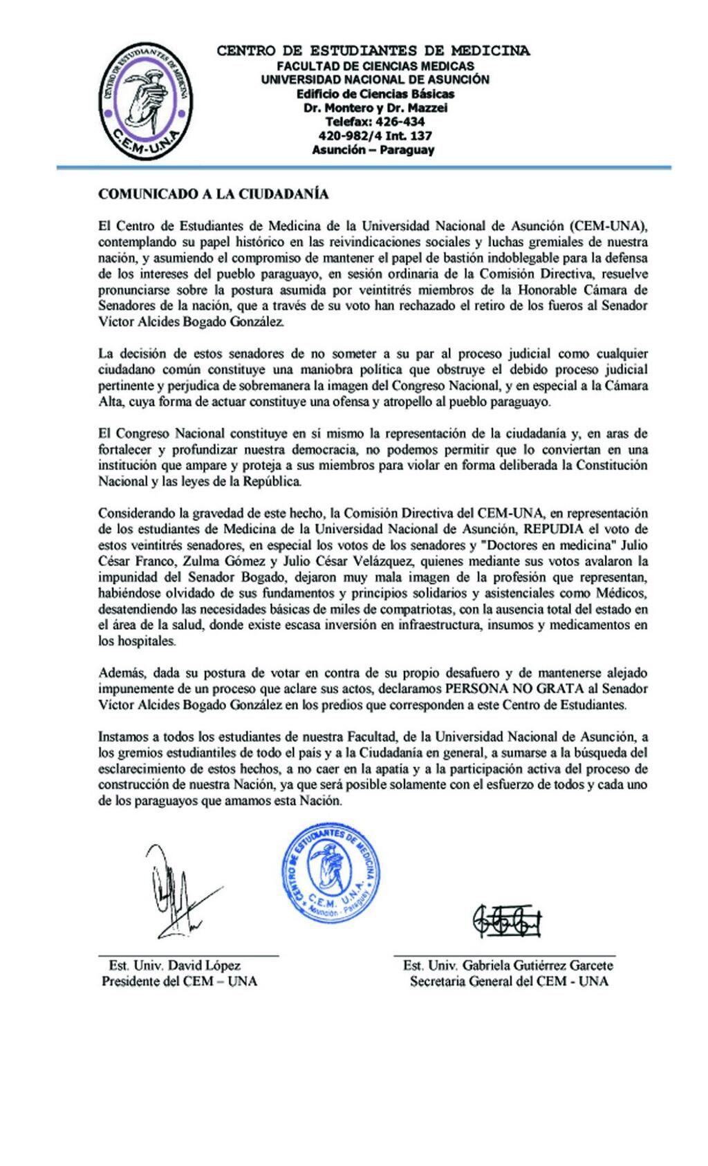 A la opinión pública #QuieroSaber #15NPy #Los23 #ListaSabana #DesbloqueoYa #ImpuestosParaPrebendarismo